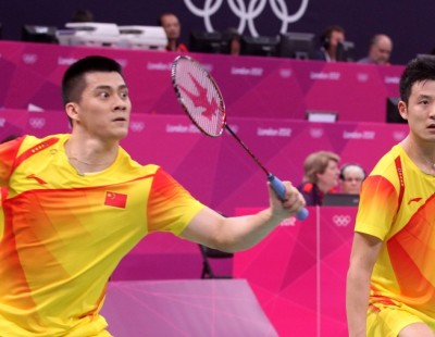 London 2012: Day 2 - Session 3: Chinese Focused on Golden Finale to Careers