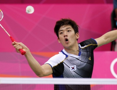 London 2012: Day 4 - Session 3: Lee Yong Dae Looking to 'Double Up'