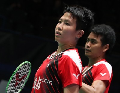 London 2012 Lilyana Natsir: The key to Indonesia's golden hopes