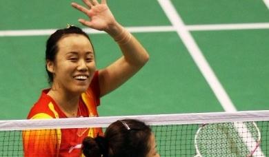 Hong Kong Open: Day 6 - Zhao Yunlei Double Leads Chinese Sweep