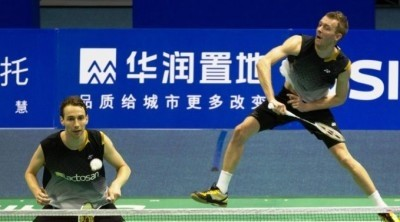CR Land BWF World Superseries Finals - Day 3 - afternoon: China's Golden Boys Lose to Boe/Mogensen