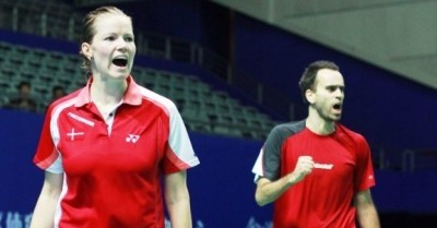 CR Land BWF World Superseries Finals - Mixed Doubles Preview: Who Can Breach China's 'Great Wall' in Mixed Doubles?