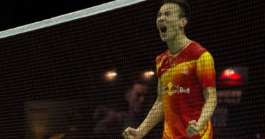 CR Land BWF World Superseries Finals – Day 1 – afternoon: Lee Chong Wei 'Du-ly' Upset