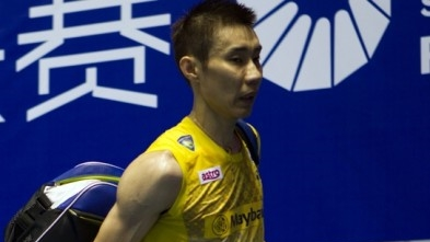 CR Land BWF World Superseries Finals - Day 1 - newsflash: Lee Chong Wei Pulls Out