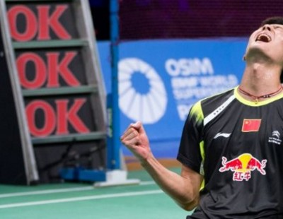 Denmark Open 2013: Day 6 - China to the 'Four'!