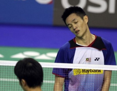 French Open 2013: Day 1 - Liew Out in First Round