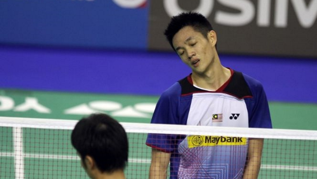 French Open 2013: Day 1 – Liew Out in First Round