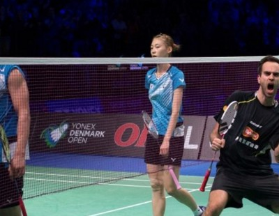 Denmark Open 2013: Day 4 - Danish Duo in Sensational Win