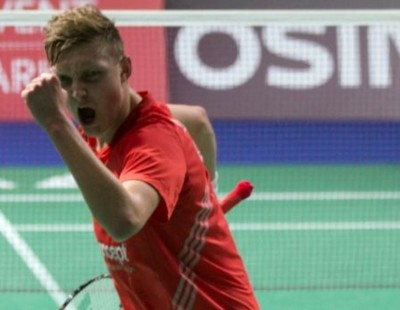 Denmark Open 2013: Day 2 - Viktor-ious Axelsen's Inspired Start