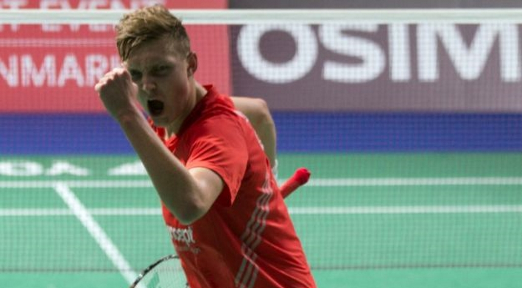 Denmark Open 2013: Day 2 – Viktor-ious Axelsen's Inspired Start