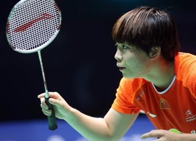 BWF World Junior Championships 2014 – Day 6: Chen Stars For China