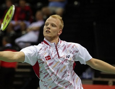 Li-Ning BWF Thomas & Uber Cup Finals 2014: Day 1 - Session 1: Easy for Denmark