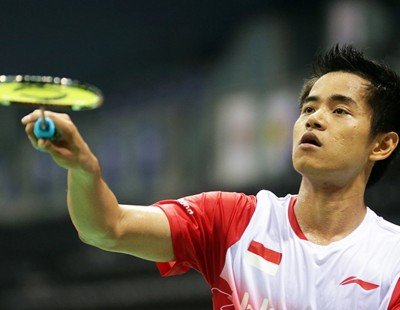 Li-Ning BWF Thomas & Uber Cup Finals 2014 – Day 2 – Session 1: Indonesia's Strong Start
