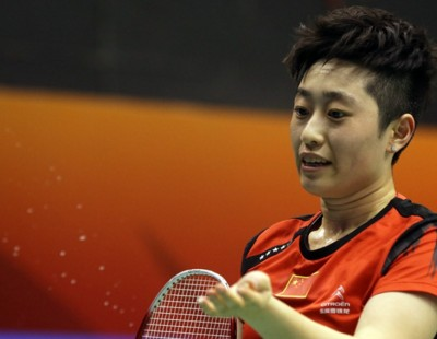 Li-Ning BWF Thomas & Uber Cup Finals 2014: Lin Dan; Lee Yong Dae In; Yu Yang Out