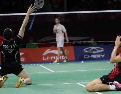 Li-Ning BWF World Championships 2014 - Day 6: Magnificent Marin Shines