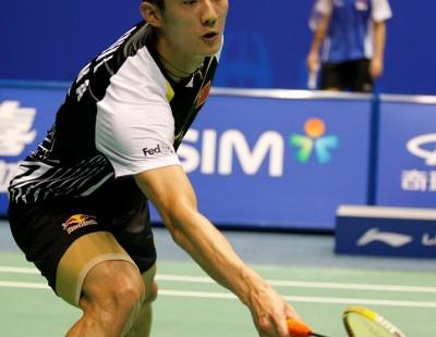 China Masters: Day 2 - Jorgensen Upset in First Round