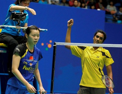 China Masters: Day 4 - Sindhu Packs off Olympic Champion