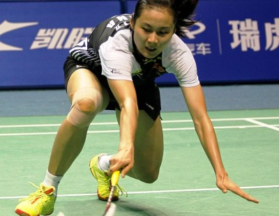 China Masters: Day 6 - China Repeats Olympic Sweep