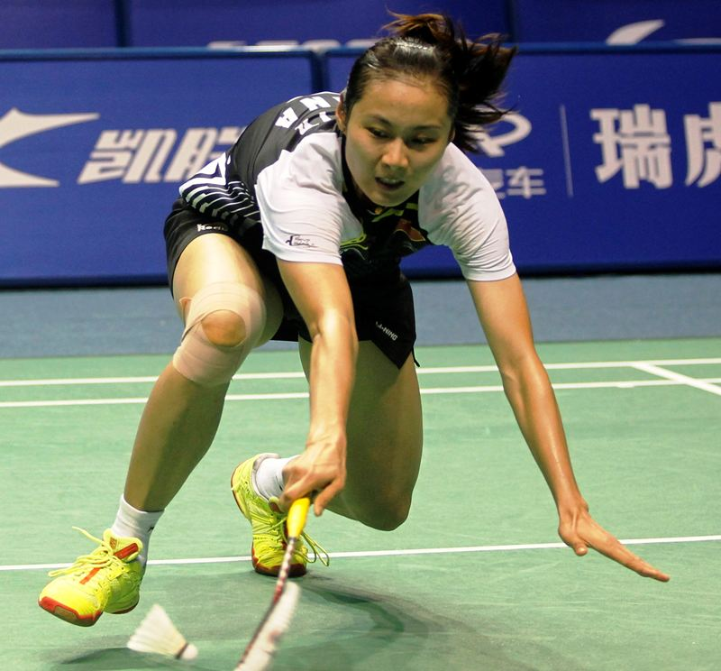 China Masters: Day 6 – China Repeats Olympic Sweep