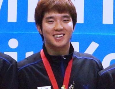 Good as Double Gold for Korea's Kim
