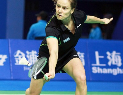 China Open: Day 4 - Yihan Ousted by Schenk; Mitani Survives Scare