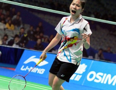 China Open: Day 5 - Intanon Eyes First Superseries Triumph