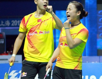 China Open: Day 6 - Xu Chen/Ma Jin Celebrate 'Four Straight' in Superseries