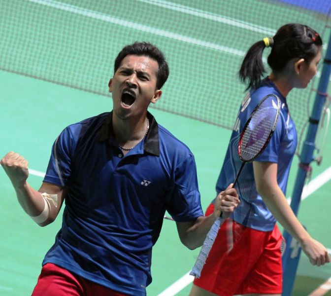 All England 2013: Day 4 – Rijal and Susanto Derail Durable Chinese