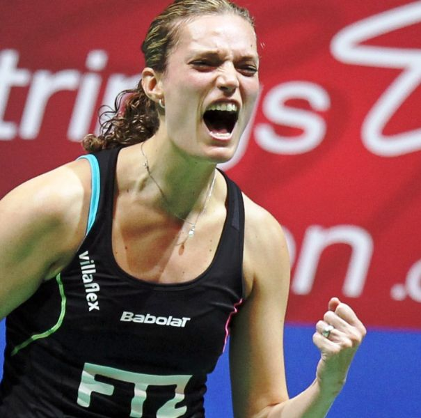 All England 2013: Day 5 – Baun's Supremacy!