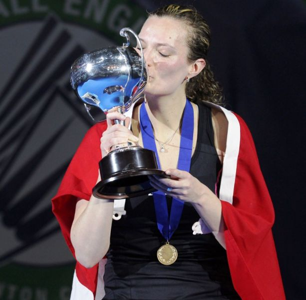 All England 2013: Day 6 – 'Queen Tine' Reigns in All England Farewell