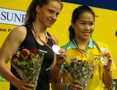 India Open 2013: Day 6 - Intanon Celebrates Maiden Superseries Victory