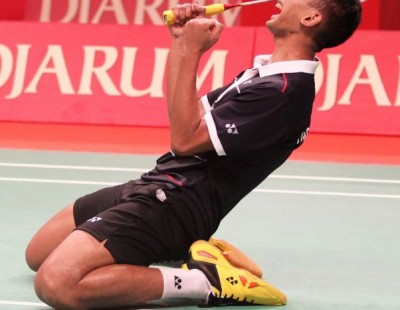 Indonesia Open 2013 - Day 3: Hidayat's Swansong Ends on Losing Note