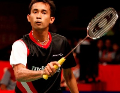 Indonesia Open 2013 - Day 5: Rumbaka's Success Fit For A Drink