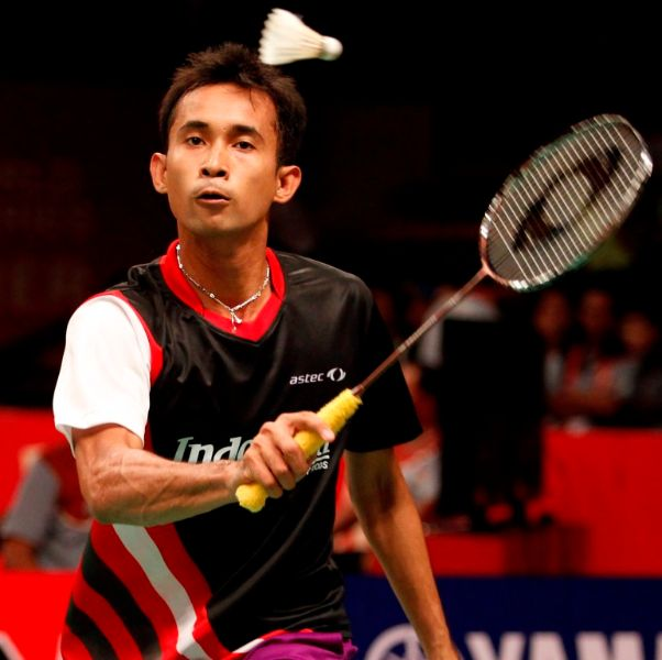 Indonesia Open 2013 – Day 5: Rumbaka's Success Fit For A Drink