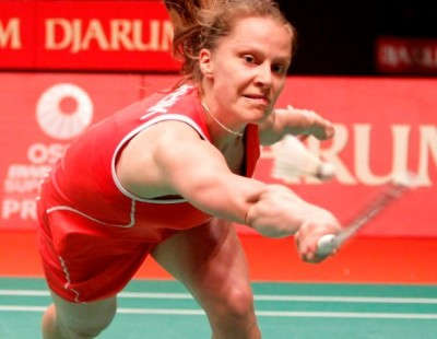 Indonesia Open 2013 - Day 6: Germany To The Fore As Nehwal Crashes