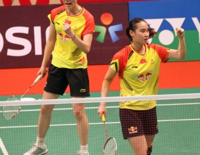 Indonesia Open 2013 - Day 7: 'Unbeatables' Beaten by Chinese Mates