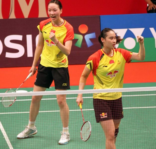 Indonesia Open 2013 – Day 7: 'Unbeatables' Beaten by Chinese Mates