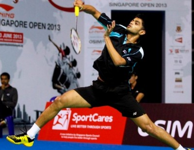Singapore Open 2013 - Day 2: Second Seed Hu Yun Ousted