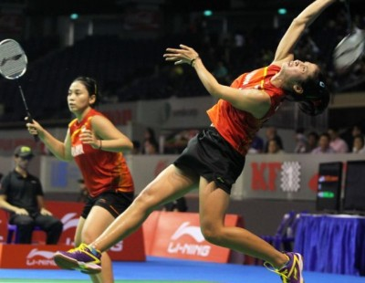 Singapore Open 2013 - Day 4: China Suffers Twin Blows in Women's Doubles