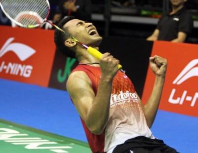 Singapore Open 2013 - Day 6: Indonesia and China Celebrate Singapore Success
