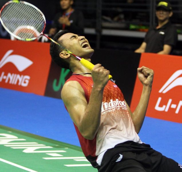Singapore Open 2013 – Day 6: Indonesia and China Celebrate Singapore Success