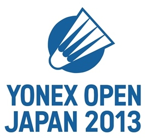 Yonex Open Japan 2013: Day 6 – Newsflash: No Mixed Doubles Final