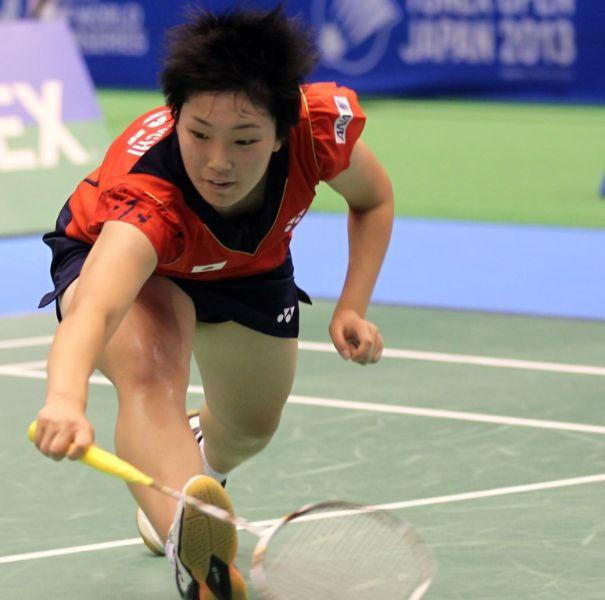 Yonex Open Japan 2013: Day 3 – Qualifier Yamaguchi Conquers Sindhu