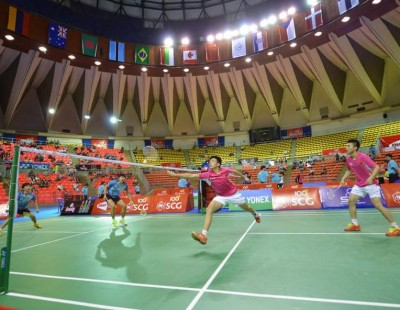SCG BWF World Junior Championships 2013 - Early Celebrations for China and Japan