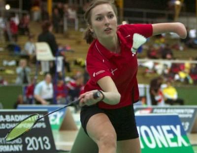 BWF Para-Badminton World Championships 2013 - Para-Badminton World Champions in Waiting