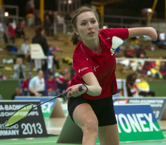 BWF Para-Badminton World Championships 2013 – Para-Badminton World Champions in Waiting