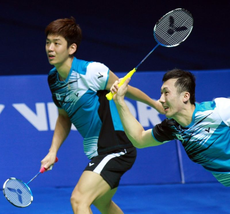 China Open 2013: Day 5 – First 'Superseries Sunday' for Hoon/Tan