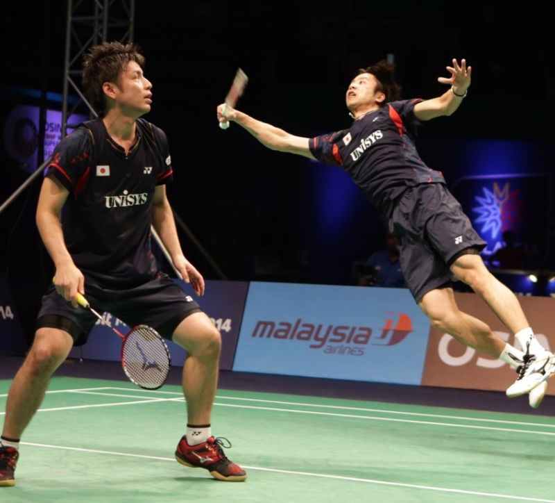 BWF World Superseries Finals 2013 – Day 2 – afternoon: Japanese Oust Last Year's Champions