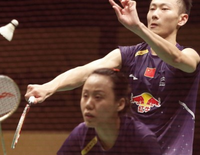 2014 Preview - Mixed Doubles: Tough Breaching 'Four Front'