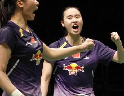 2014 Preview - Women's Doubles: China's Abundant Treasures